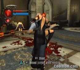 Bloodrayne 2 Europe En Fr De Es It Rom Iso Download For Sony Playstation 2 Ps2 Coolrom Com