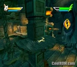 Bolt ROM (ISO) Download for Sony Playstation 2 / PS2 - CoolROM com