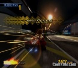 Burnout 3 - Takedown ROM (ISO) Download for Sony Playstation