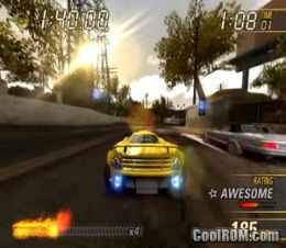 Burnout Revenge (Europe) (Es,It,Nl,Sv,Fi) ROM (ISO) Download