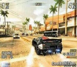 Burnout Revenge ROM (ISO) Download for Sony Playstation 2