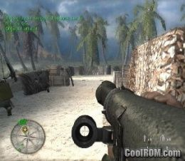 Call of Duty - World at War - Final Fronts (En,Fr) ROM (ISO