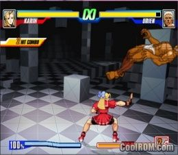 Capcom Fighting Evolution ROM (ISO) Download for Sony