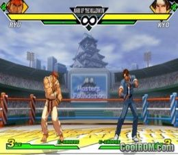 Capcom vs snk psp iso