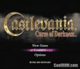Castlevania - Curse of Darkness ROM (ISO) Download for Sony