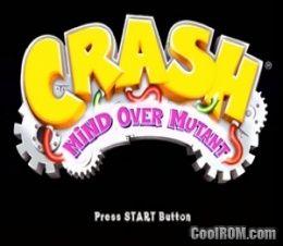 crash bandicoot mind over mutant psp iso