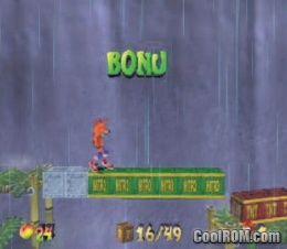Crash Bandicoot - The Wrath of Cortex (v1 00) ROM (ISO