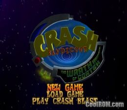 Crash Bandicoot - The Wrath of Cortex (v1 00) ROM (ISO) Download for