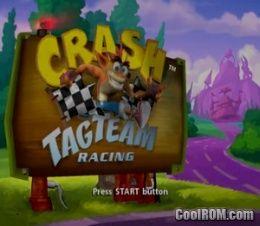Crash Tag Team Racing (Europe, Australia) (En,Fr,De,Es,It,Nl