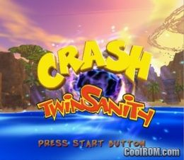 Crash Twinsanity (v1 00) ROM (ISO) Download for Sony