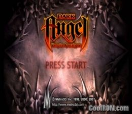 Dark Angel - Vampire Apocalypse ROM (ISO) Download for Sony Playstation 2 / PS2 - CoolROM.com