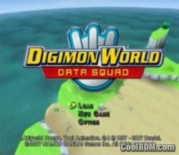 Digimon World - Data Squad ROM (ISO) Download for Sony Playstation 2
