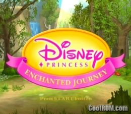 Disney Princess - Enchanted Journey (Europe) (Fr,It,Nl) ROM (ISO