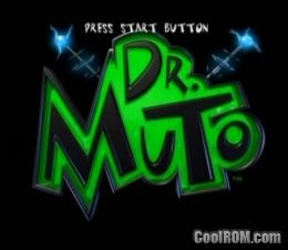 Dr  Muto ROM (ISO) Download for Sony Playstation 2 / PS2 - CoolROM com