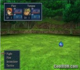 Dragon Quest VIII - Journey of the Cursed King ROM (ISO) Download