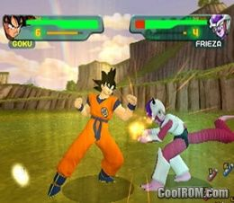 DragonBall Z - Budokai ROM (ISO) Download for Sony Playstation 2