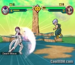 DragonBall Z - Budokai 2 ROM (ISO) Download for Sony Playstation 2