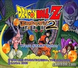 dragon ball z budokai 2 iso free download