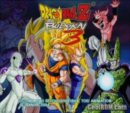 DragonBall Z - Budokai 3 (Bonus) ROM (ISO) Download for Sony