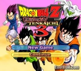 dragon ball z budokai tenkaichi 3 dolphin rom download