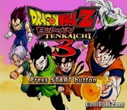 super dragon ball z ps2 iso download