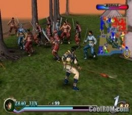 Dynasty Warriors 2 Rom Iso Download For Sony Playstation 2 Ps2