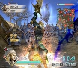 Dynasty Warriors 6 ROM (ISO) Download for Sony Playstation 2