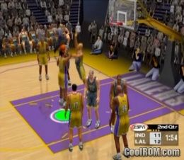 ESPN NBA 2 Night ROM (ISO) Download for Sony Playstation 2