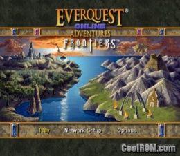 everquest online adventures frontiers rom iso download for