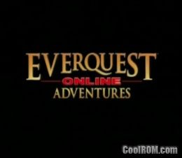 EverQuest - Online Adventures ROM (ISO) Download for Sony