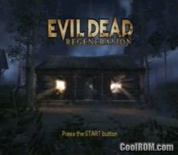 Evil Dead - Regeneration ROM (ISO) Download for Sony