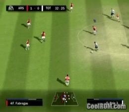 FIFA Soccer '11 ROM (ISO) Download for Sony Playstation 2