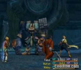 Final Fantasy X France Rom Iso Download For Sony Playstation 2