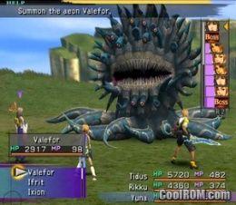 Final Fantasy X International (Japan) (En,Ja) ROM (ISO