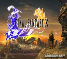 Final Fantasy X ROM (ISO) Download for Sony Playstation 2