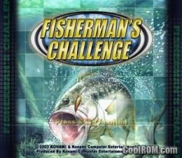 Fisherman's Challenge ROM (ISO) Download for Sony