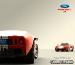 Ford Racing 3 ROM (ISO) Download for Sony Playstation 2 / PS2