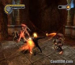 Ghost Rider ROM (ISO) Download for Sony Playstation 2 / PS2