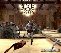 God of War (Demo) ROM (ISO) Download for Sony Playstation 2
