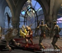 God of war ii (europe) rom (iso) download for sony playstation 2.