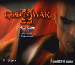 God of War II (Europe) ROM (ISO) Download for Sony