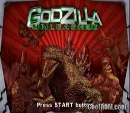 Godzilla Unleashed ROM (ISO) Download for Sony Playstation 2 / PS2
