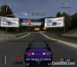 Gran Turismo 4 ROM (ISO) Download for Sony Playstation 2