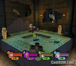 Grim Adventures of Billy & Mandy, The ROM (ISO) Download for Sony