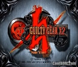 guilty gear x2 iso psp