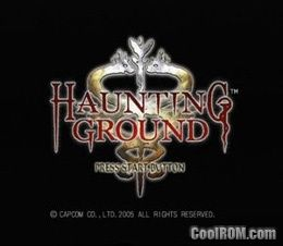 Haunting Ground ROM (ISO) Download for Sony Playstation 2 / PS2
