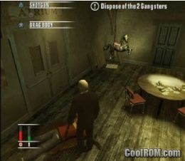 Hitman Blood Money Rom Iso Download For Sony Playstation 2