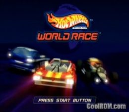 Hot Wheels World Race Rom Iso Download For Sony Playstation 2