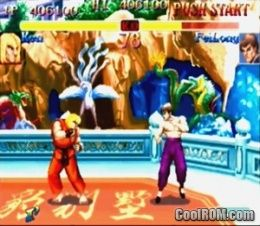 Hyper Street Fighter 2 The Anniversary Edition Europe Rom Iso