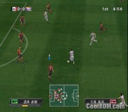 J  League Winning Eleven 6 (Japan) ROM (ISO) Download for Sony